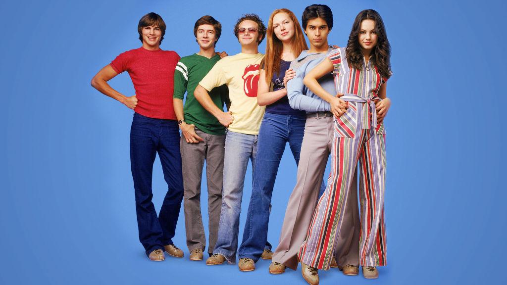 W latach 70. Jackie i Hyde zaczynają się spotykać
